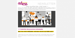 [Newsletter ADESS Pays de Brest]