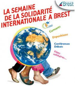 Semaine de la Solidarité Internationale à Brest du 12 au 21 Novembre